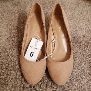 Merona Wedge Heels! Brand new!